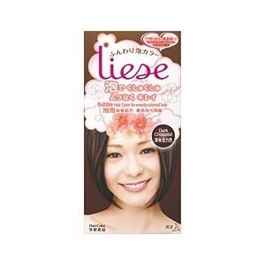 Jual Liese Bubble Hair Color Dark Chocolate Lynlynshop Tokopedia