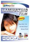 harga Laminating glossy film (bp-gfa455)- a4 20 sheet 55um laminating glossy water resistant Tokopedia.com