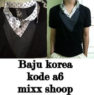 Jual Baju Korea Pria Online Murah Import Quality Online