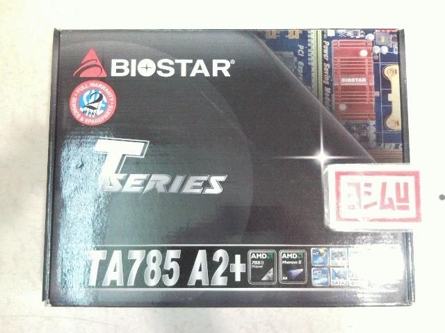 Biostar TA785 A2Plus 64Bit
