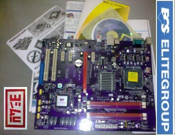 ECS P43T-A2 Intel Drivers for PC