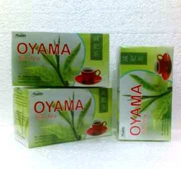 Jual Oyama Slimming Tea (Teh Oyama), Teh Pelangsing Herbal ...