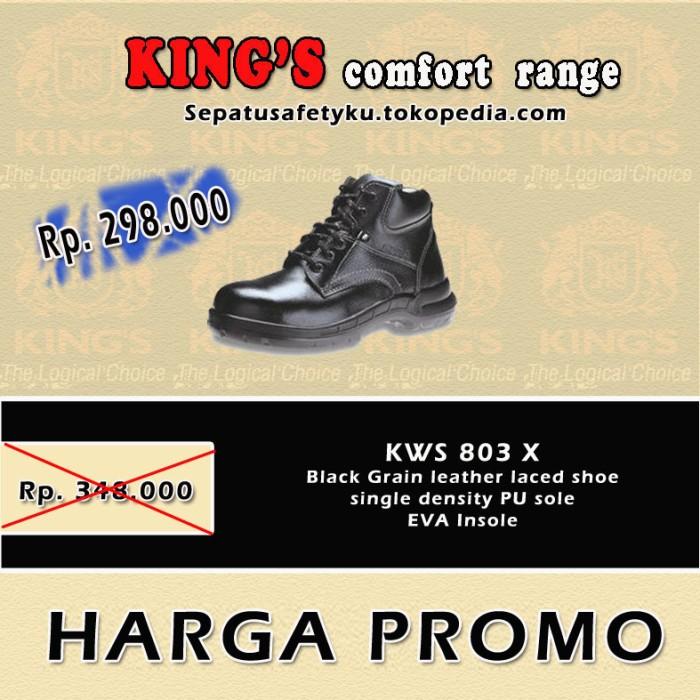 Jual SEPATU SAFETY KING S ( KWS 803 X ) - Sepatusafetyku  cd4e8500eb