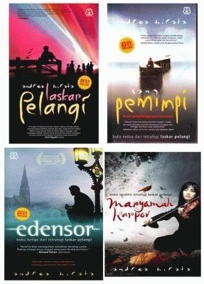 Ebook Tetralogi Laskar Pelangi