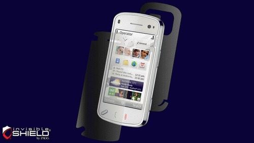 Foto Produk Zagg InvisibleSHIELD For Nokia N97 Full Body dari InvisibleSHIELD Store