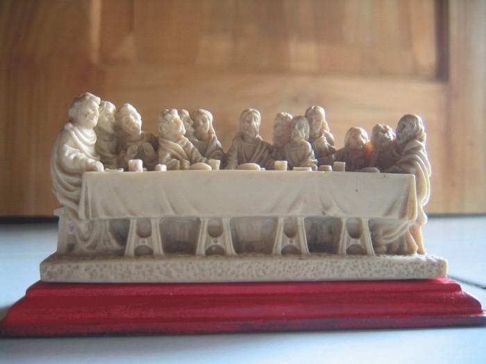 Foto Produk hiasan meja/dashboard (the last supper) dari rlsdn-2585