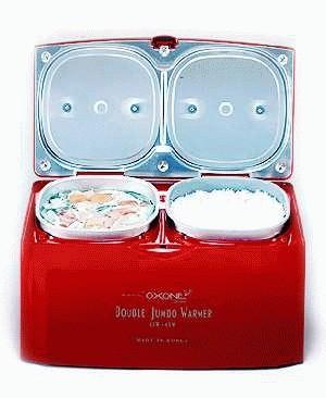 Foto Produk Oxone - Double Jumbo Warmer  dari Bunda EShop