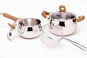 Foto Produk Oxone - Apple Shape Cookware (2 Cw) dari Bunda EShop