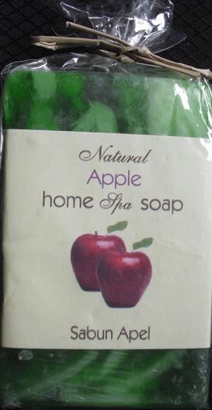 Foto Produk Natural Home Spa Soap Apple dari Scent Of Bali
