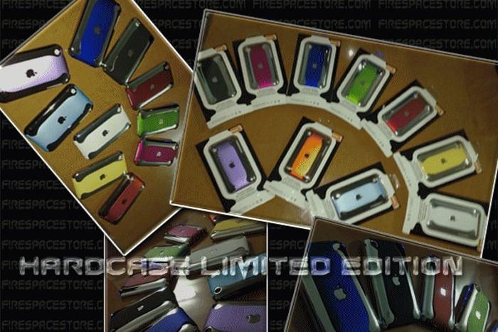 Foto Produk Hardcase Iphone 3g Stainless Steel Glosy dari FireSpaceStore