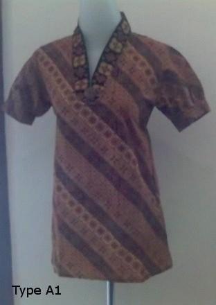 Foto Produk Baju Batik Wanita dari rlsdn-781