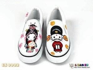 Foto Produk Sepatu Lukis Cinsu dari Spoke@Shoes