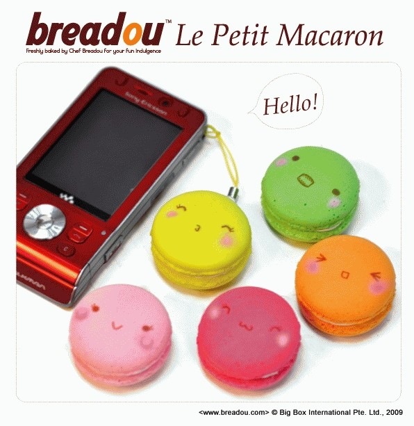Foto Produk Macaron Gant HP dari Breadou