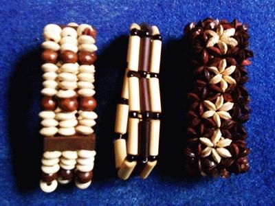 Foto Produk Gelang Kayu dari Bedeg Bali