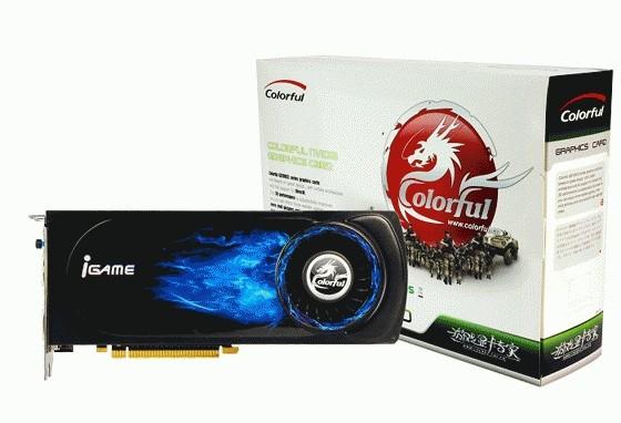 Foto Produk iGame GTX260+ 896M DDR3 448bit dari Prima Computer