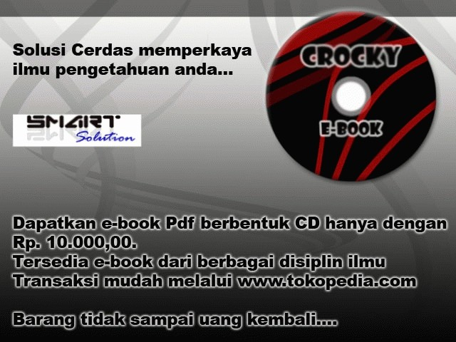 Foto Produk e-Book CD dari Crocky Shop