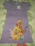 Foto Produk disney purple dress dari Lhaleticshop