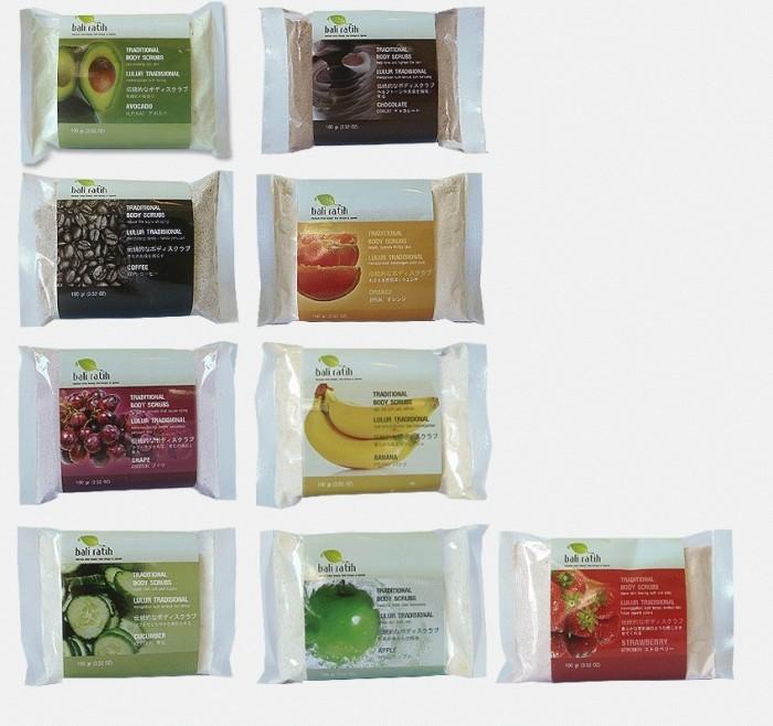 Foto Produk Bali Ratih Body Scrub Dry dari Nature Bali Home Spa