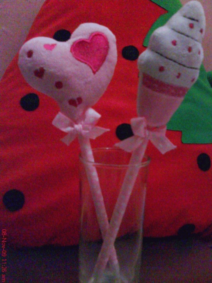 Foto Produk Lovely Ice Cream n Love Pen dari Cupicup Papaw