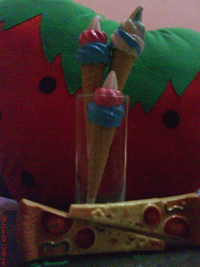 Foto Produk Pen Pizza n Ice Cream dari Cupicup Papaw