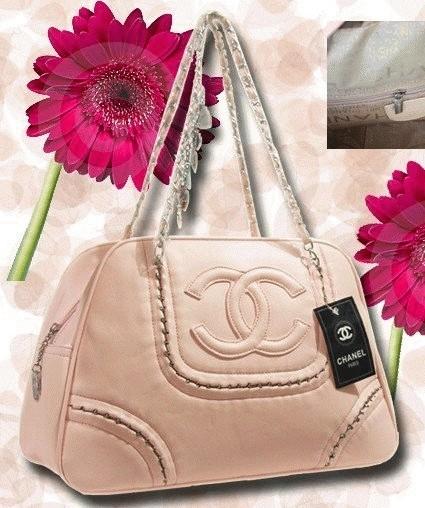 Foto Produk soft pink bowling chanel bag dari rlsdn-3851