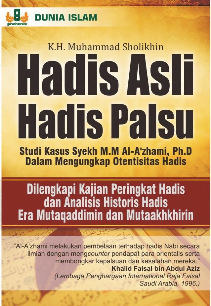 Hadis Asli Hadis Palsu - Blanja.com