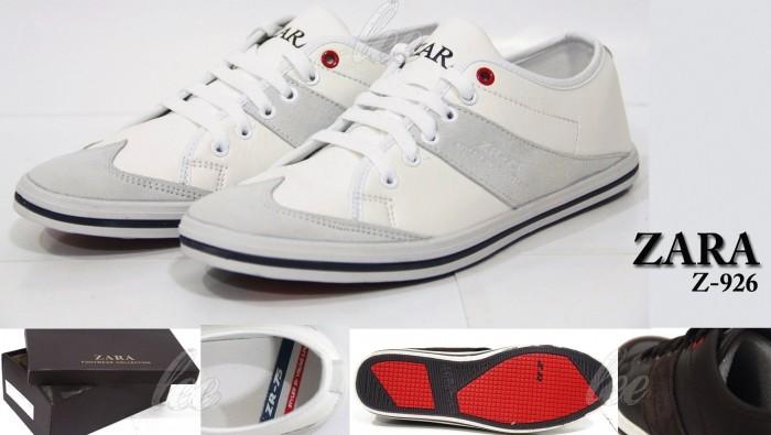 Jual Sepatu Pria ZARA 926 Putih