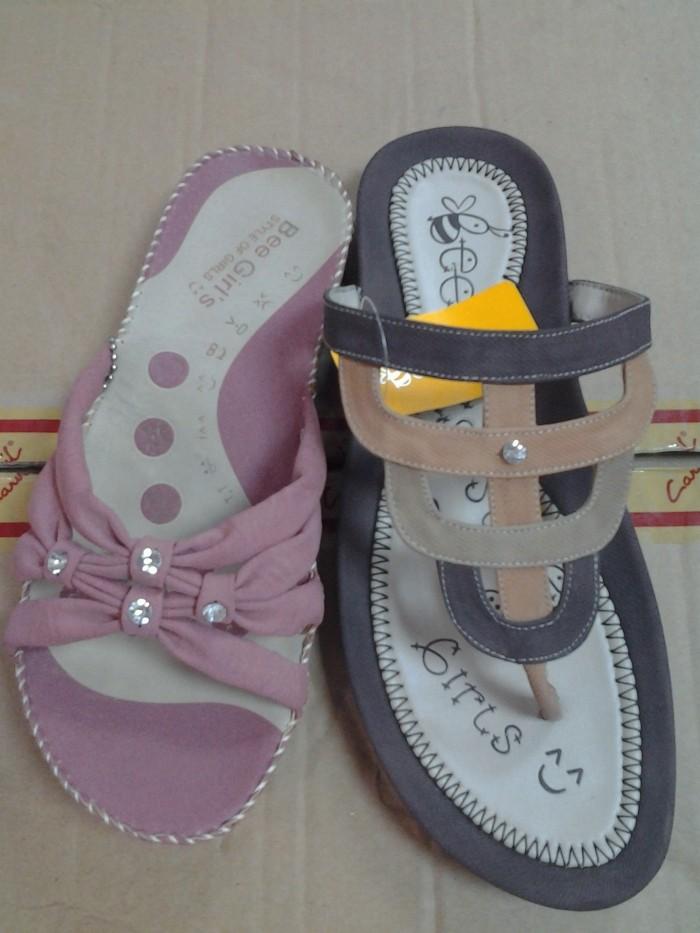 Jual Bee Girls SB137, G299 Sepatu Sandal Ukuran Besar ...