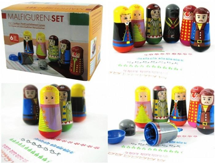 Jual Malfiguren Set - Rolling Printing, Spidol warna dengan Motif ...