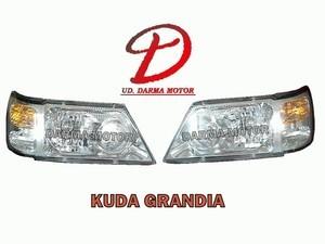 harga Headlamp / lampu depan mitsubishi kuda grandia 2002-04 Tokopedia.com