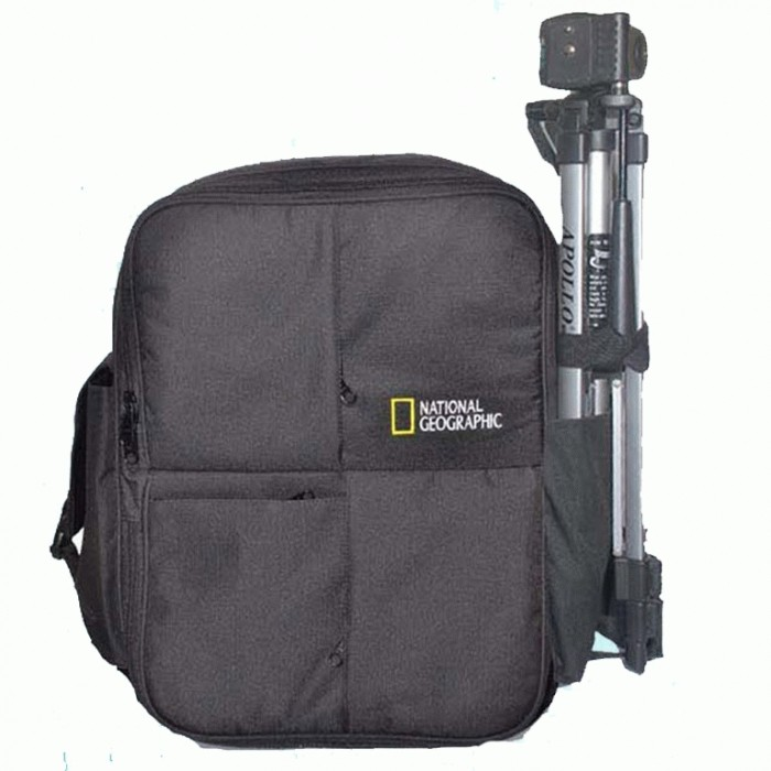 harga Tas kamera dslr backpack natgeo hitam kode ch Tokopedia.com