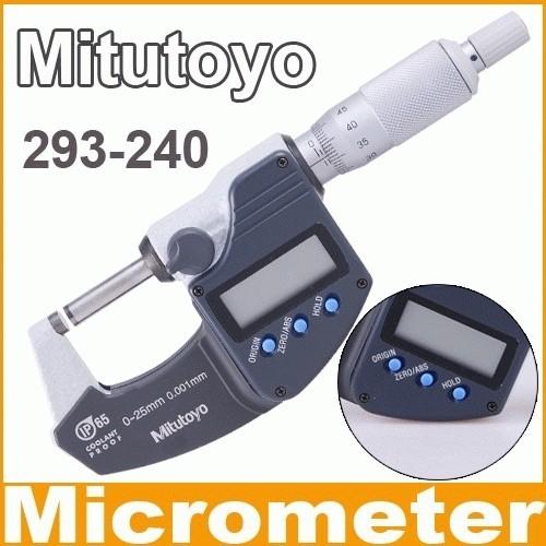 harga Jual mitutoyo 293-240 digital micrometer Tokopedia.com