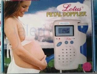 harga Fetal doppler lcd lotus / alat dengar detak jantung janin Tokopedia.com