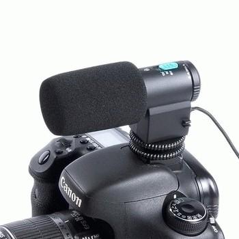 harga Mic-109 professional microphone for dslr camcorder Tokopedia.com