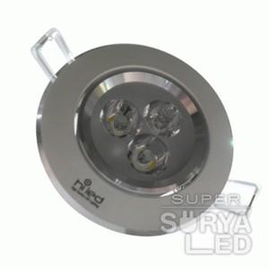 harga Ceiling light 3 watt hiled Tokopedia.com
