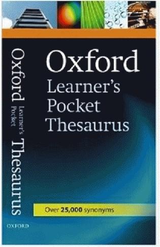 harga Oxford learner's pocket thesaurus (original) Tokopedia.com