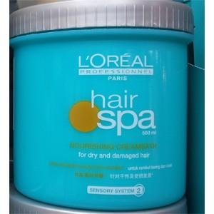 Jual L Oreal Hair Spa Nourishing Creambath 500ml Bahagia