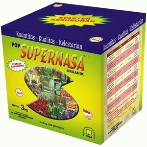 harga Pupuk organik padat supernasa kemasan 3kg Tokopedia.com