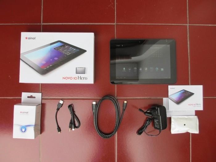 USB Cable Charger Power Supply fr Ainol Novo 10 Hero II Quad Core Nove 9 Tablet
