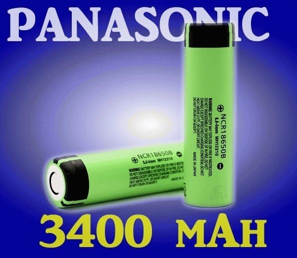 harga Batre / batere / baterai / battery rechargeable li-ion / lithium ion 18650 38v panasonic 3400mah made in japan real capacity Tokopedia.com