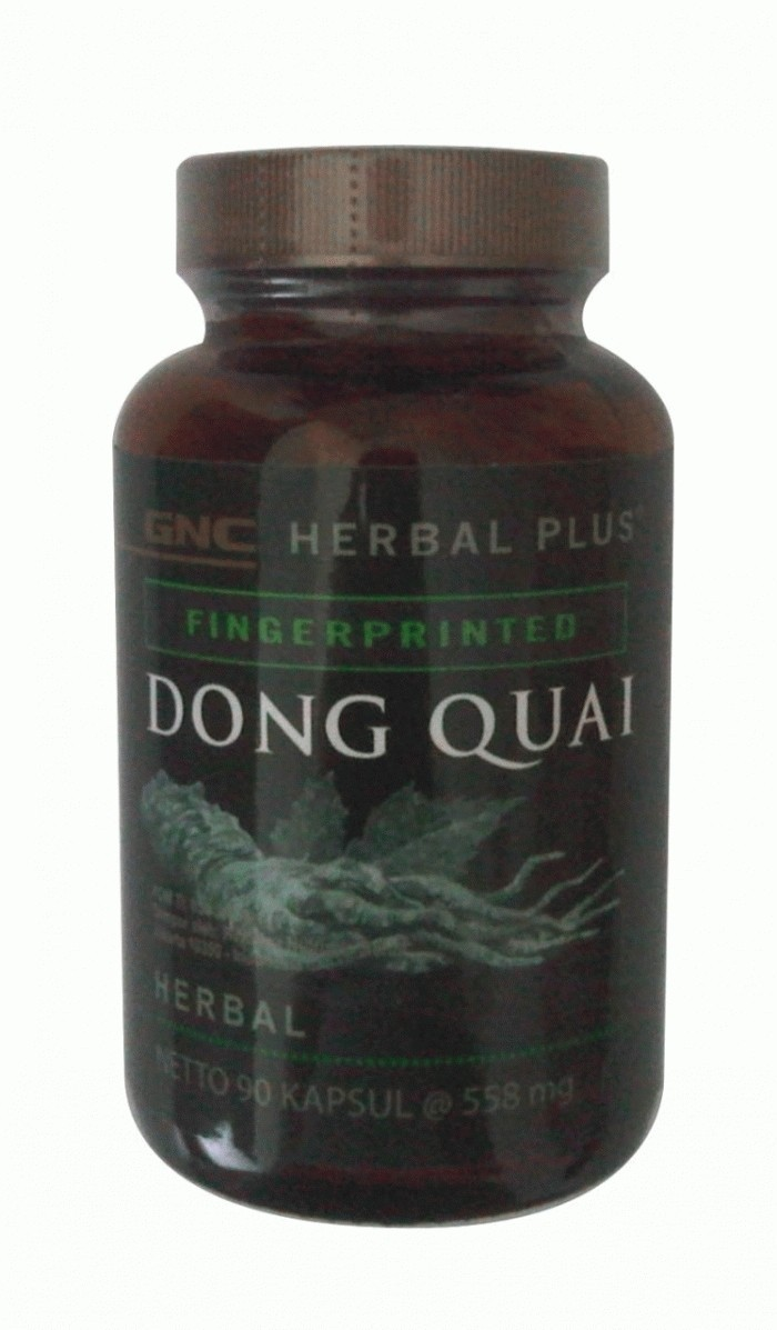 harga Dong Quai - 90 Kapsul Tokopedia.com