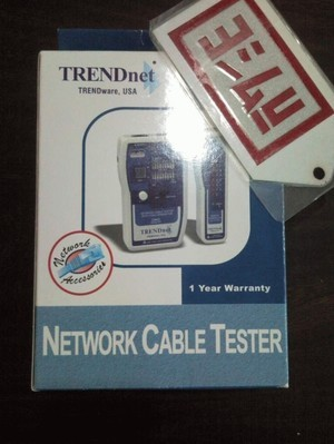 Jual Trendnet Tc Nt2 Network Cable Tester Everything4u