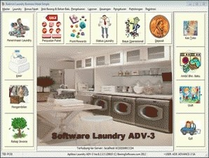 Foto Produk software laundry penjualan murah dari rlsdn-114595