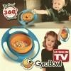 harga Mangkuk anti tumpah 'gyro bowl' Tokopedia.com