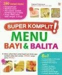 harga Super komplit menu bayi & balita Tokopedia.com