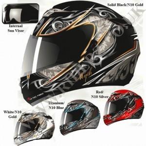 Jual Helm Motor Bikers Fullface Full Face Racing Zeus ZS