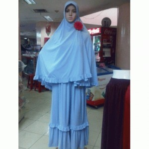 Jual Gamis Zahira Kerudung Syar 39 I Pakaian Muslimah Baju