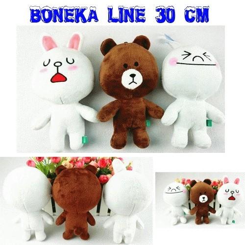 Boneka line (6model 30cm)