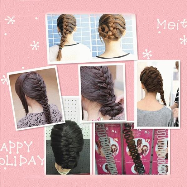 Foto Produk Alat Bantu Kepang Rambut dari AThiToShop