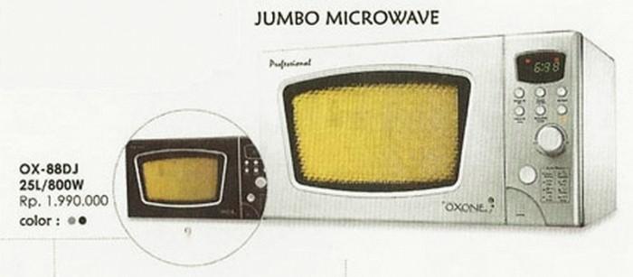 harga Oxone big microwave ox-88dj microwave kapasitas jumbo Tokopedia.com